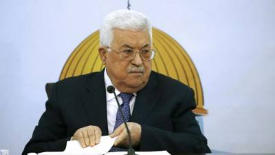 Palestiniens: le président Abbas se prépare à serrer encore la vis au Hamas