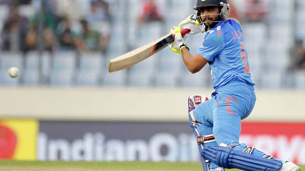 India's Rayudu reported for suspect bowling action