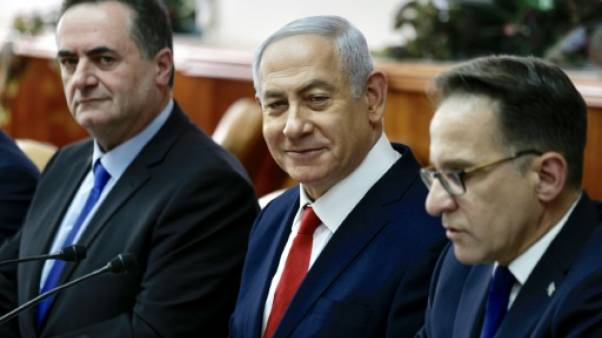 Israël: Netanyahu confirme un raid aérien anti-iranien en Syrie vendredi