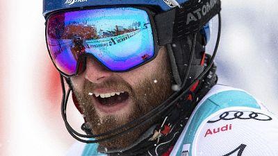 Slalom Adelboden, in testa Schwarz