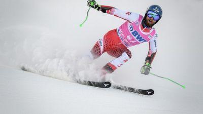 Slalom d'Adelboden: Schwarz en tête, Pinturault 4e après la 1re manche