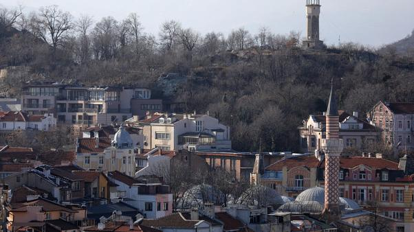 Bulgaria's ancient Plovdiv celebrates as European culture capital