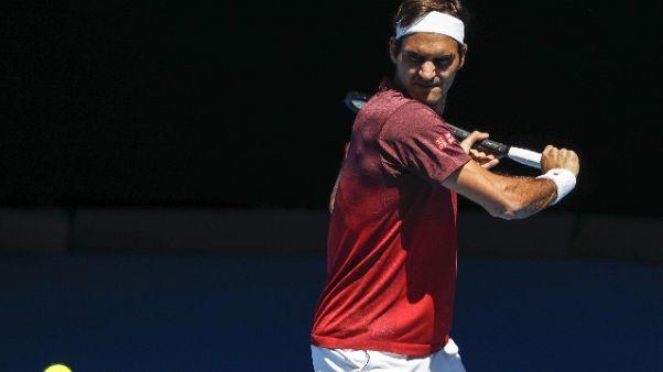 Australian Open, Federer tenta il tris