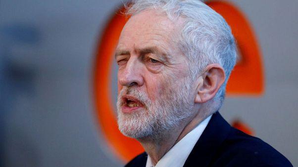 كوربين: خروج بريطانيا من الاتحاد الأوروبي دون اتفاق سيكون كارثيا