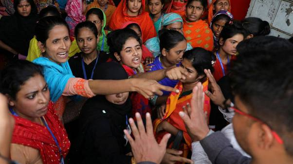 Bangladesh raises wages for garment workers after violent protests