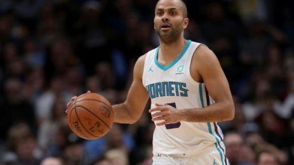 NBA: pour un soir, Tony Parker retrouve San Antonio