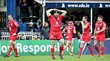 Coupe d'Europe: Toulouse redescend sur terre, le Racing reste placé