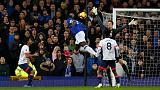 Everton ride luck for 2-0 victory at home to Bournemouth