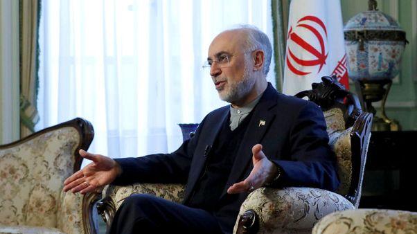 إيران تقول إنها تتخذ خطوات أولية لإنتاج وقود مفاعلات نووية
