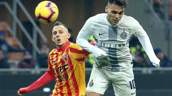 Coppa Italia: Inter ai quarti