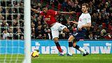 Rashford and De Gea earn Man United win at Spurs