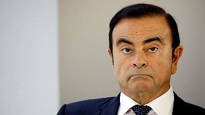 Wife says ex-Nissan boss Ghosn suffers 'harsh' treatment in jail