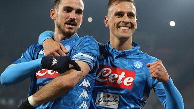 Coppa Italia: il Napoli ai quarti