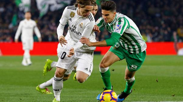 Late Ceballos winner provides relief for injury-hit Real