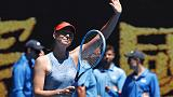Sharapova doles out dreaded double bagel to Dart