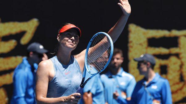 Sharapova doles out dreaded double bagel to Dart