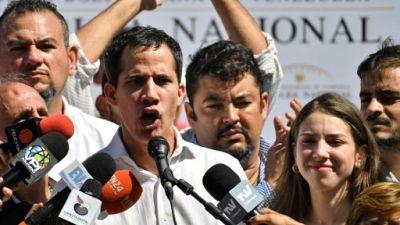 Venezuela : le président du Parlement brièvement détenu