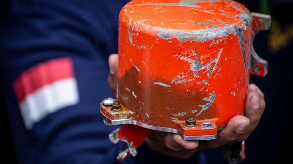 Indonesian divers find crashed Lion Air jet's second black box