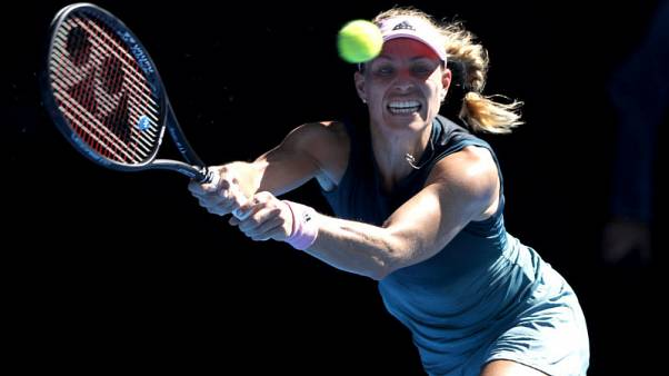 Kerber untroubled as Australian Open campaign gets underway