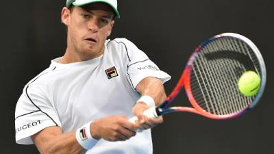 Classement ATP: Schwartzman seule progression du Top 20 avant l'Open d'Australie