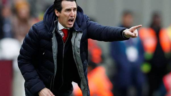 Arsenal's inconsistency could hurt top-four chances, says Emery
