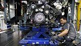 انخفاض الناتج الصناعي التركي 6.5% على أساس سنوي في نوفمبر