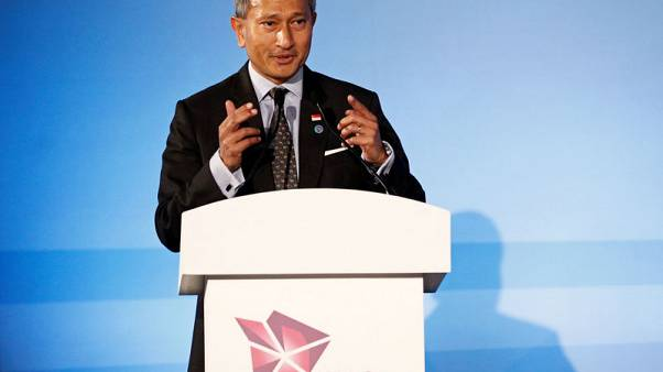 Singapore says Malaysia ties face 'downward spiral' but hopes for amicable outcome