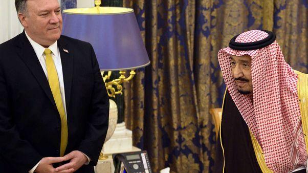 Pompeo cancels Kuwait leg of MidEast trip - spokesman