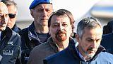 Cesare Battisti incarcéré en Sardaigne après 40 ans de cavale
