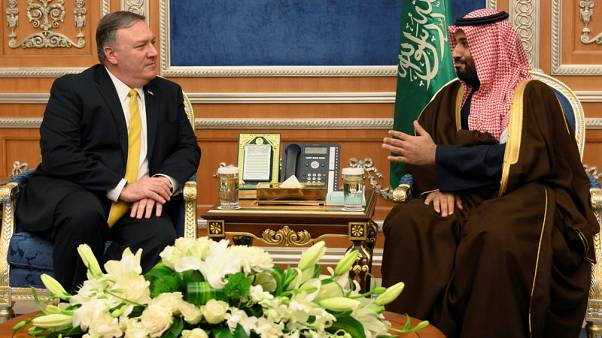 U.S.'s Pompeo: Saudis assured me of accountability for Khashoggi murder