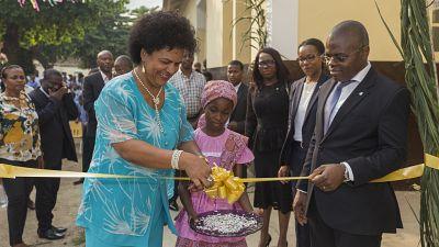 La Fondation BGFIBank finance la réhabilitation de l'Ecole primaire Dona Maria de Jésus, à Sao Tomé et Principe
