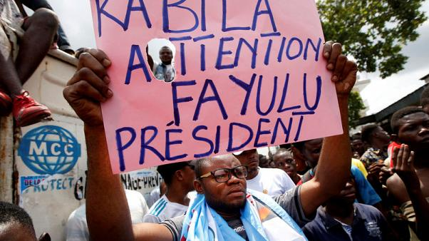 Another African bloc wants Congo election recount
