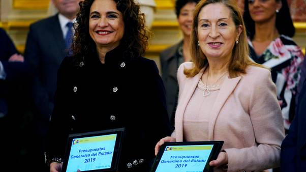 Spain 2019 draft budget proposes increasing funds for Catalonia