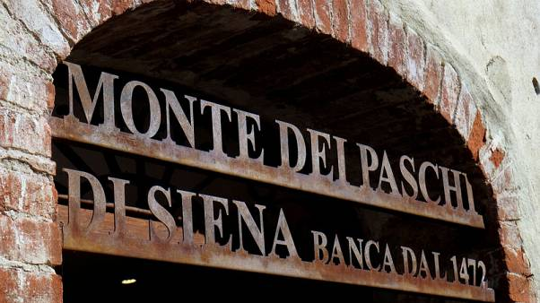Monte dei Paschi shares suspended after plunging on ECB warning