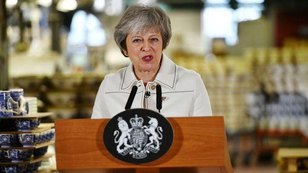 ماي: خروج بريطانيا سيكون في خطر لو رفض البرلمان الاتفاق