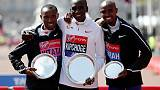 Defending champion Kipchoge to run 2019 London Marathon, faces Farah test