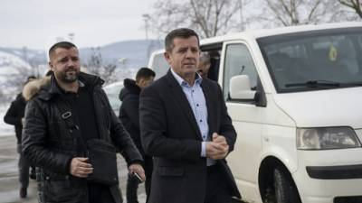 Enquête sur la guérilla au Kosovo: soulagement prudent des victimes