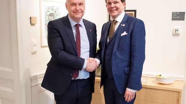 Speaker gives Swedish Soc Dem leader 48 hours to get backing for govt