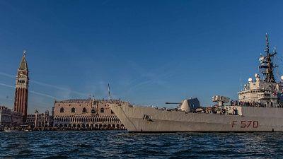 Amianto nelle navi, assolti 8 ammiragli