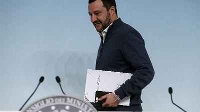 Decretone: Salvini,ok soldi per disabili