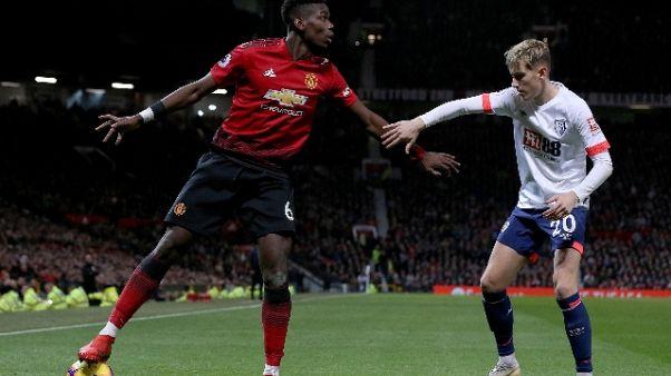 Pogba: Ora con United gioco e mi diverto