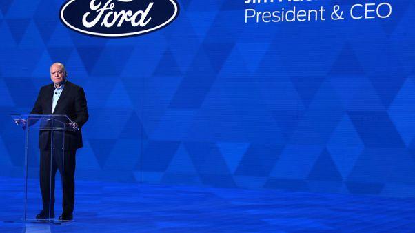 Global auto leaders urge Trump administration to end trade turmoil