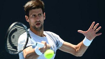 Open d'Australie: Djokovic et Serena Williams entrent en lice