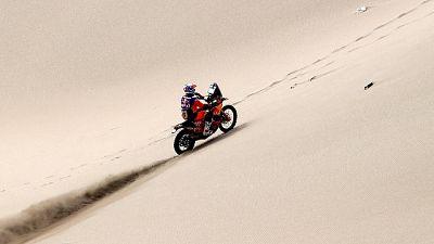 Dakar: moto, Sunderland vince 7/a tappa