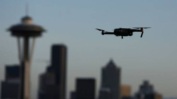 U.S. proposes to allow expanded drones operation at night, over people
