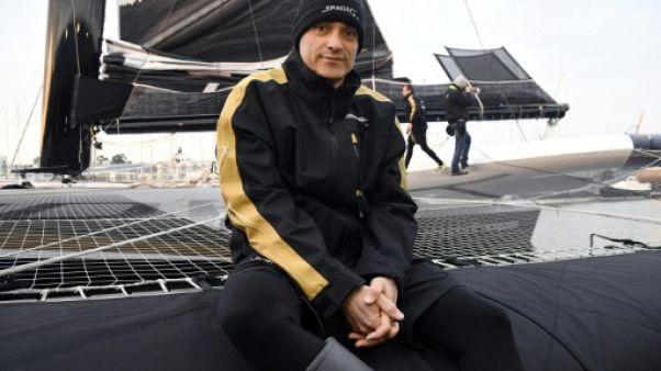 Trophée Jules Verne: Yann Guichard  annonce un départ mardi