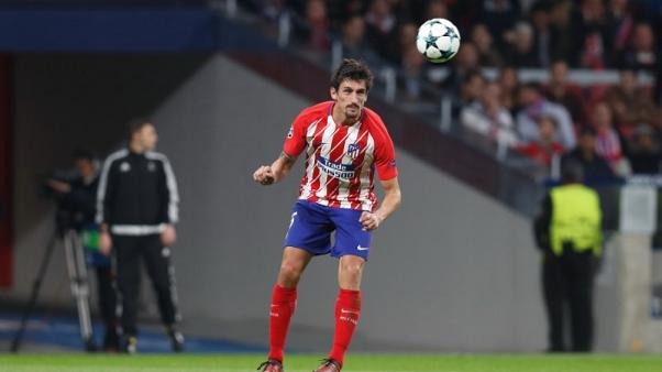 Atletico defender Savic ruled out with hamstring injury