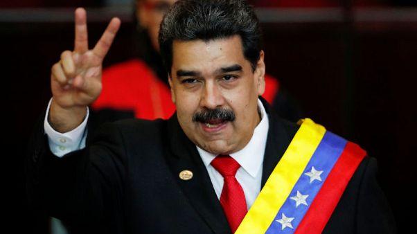 Venezuela's Maduro hikes minimum wage as economy struggles