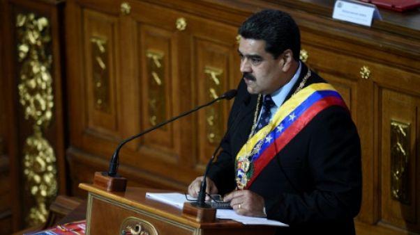 """Pour Maduro, Bolsonaro est le """"Hitler des temps modernes"""""""