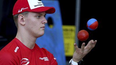F1:Motorsport,Schumi jr verso la Ferrari